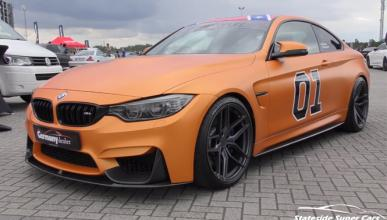 Vídeo: el BMW M4 que creía ser un 'muscle car'