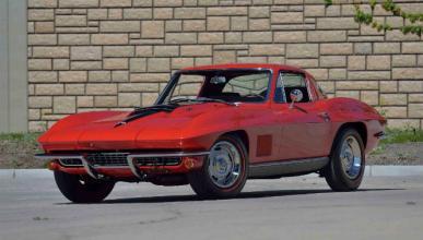 4 espectaculares Chevrolet clásicos, a subasta