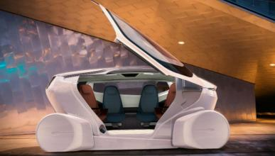 El NEVS Inmotion Concept promete un nivel 5 de autonomía