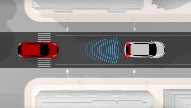Nissan aumenta la seguridad de sus coches