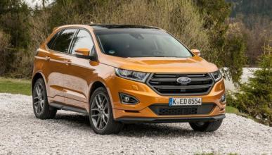 Precios Ford Edge: desde 44.700 euros