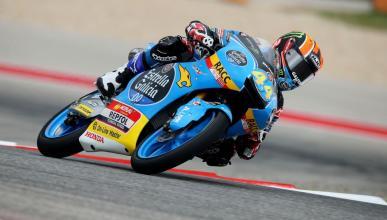 Libres Moto3 Catalunya 2017: Canet comienza a buen ritmo