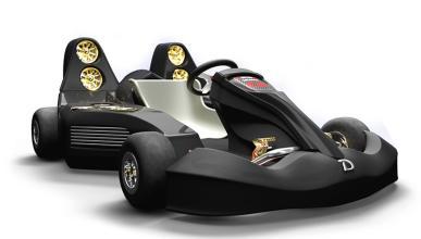 Este es Daymark C5-Blast, el kart más rápido del mundo