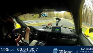 El 911 GT3 solo es 6 segundos más rápido que el 911 GTS