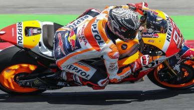 Test MotoGP Catalunya 2017: Márquez se impone a Viñales