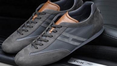 Aston Martin presenta sus nuevas zapatillas