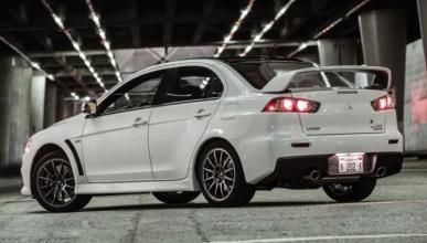 Podríamos tener un nuevo Mitsubishi Lancer Evo en seis años
