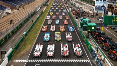 24 Horas de Le Mans 2017: previo, coches y pilotos