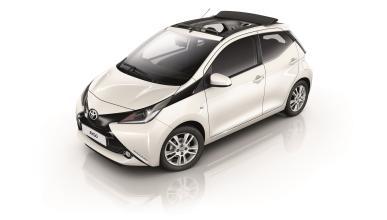 Toyota AYGO x-sky: lúcete en verano