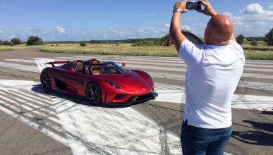Koenigsegg Regera: ¡ya están todos vendidos!