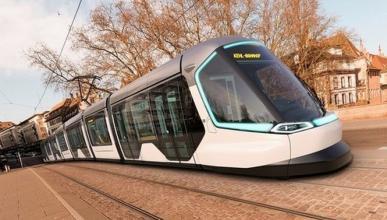 Peugeot firma el tranvía que une Francia y Alemania