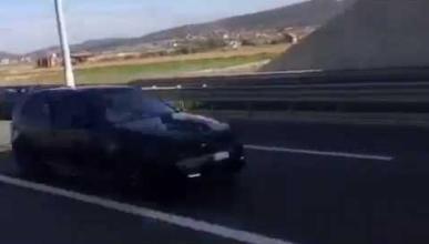 Vídeo: la carrera ilegal de un BMW M3 que acaba en llanto
