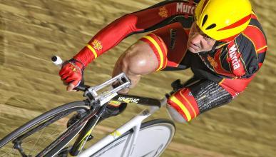 Atropello al ciclista Juanjo Méndez, medallista paralímpico
