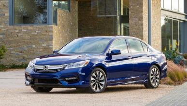 Coches eléctricos Honda