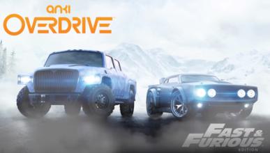 Anki Overdrive: para los fanáticos de 'Fast & Furious'