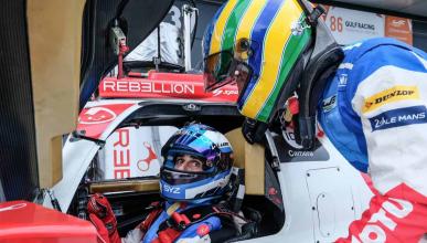 24H Le Mans 2017: Senna y Prost vuelven a ser compañeros