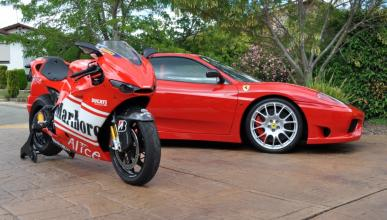 El sueño de Italia: Ferrari se plantea comprar Ducati
