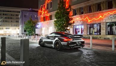 Porsche 911 Turbo S Dark Night