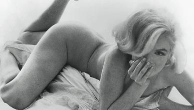 Marilyn, The Last Sitting: exposición en el DS World París