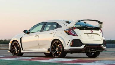 Llegarán más versiones del Honda Civic Type R