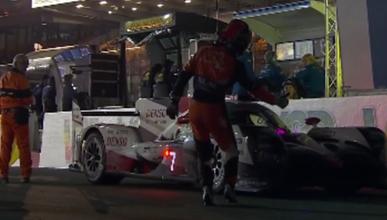 Le Mans: un comisario fantasma forzó el abandono de Toyota
