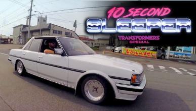 Toyota Cresta, un lobo con piel de cordero y 600 CV
