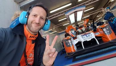 Se explica el piloto que confundió a Toyota en Le Mans