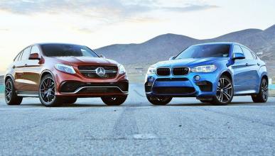 ¿Qué se devalúa más, modelos BMW M o Mercedes AMG?