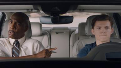 Vídeo: Spider-Man se saca el carné en el nuevo Audi A8