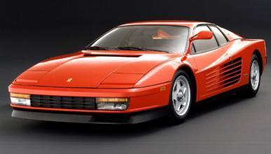 Coches míticos: Ferrari Testarossa