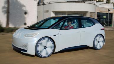 VW estaría trabajando en 5 eléctricos (2 son desconocidos)