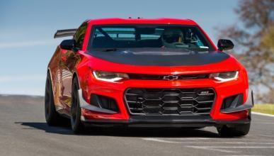Vídeo: tiempazo del Chevrolet Camaro ZL1 1LE en Nürburgring