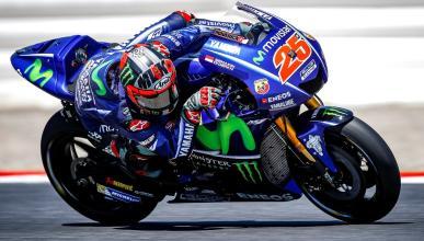 Libres MotoGP Assen 2017: Viñales se desquita a lo grande