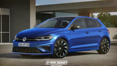 Así podría ser el nuevo Volkswagen Polo R