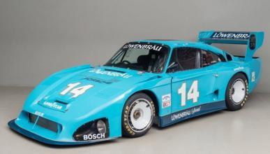 Sale a la venta este Porsche 935 K4 a un precio prohibitivo