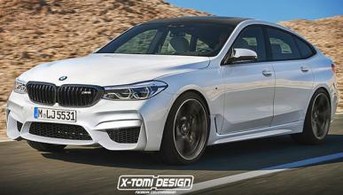 ¿Habrá un BMW M6 GT?