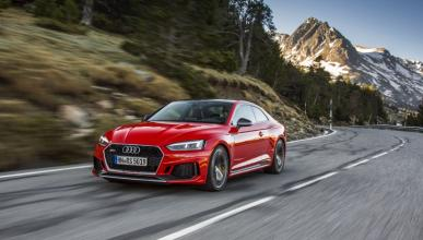 Audi RS 5 Coupe 2017 frontal
