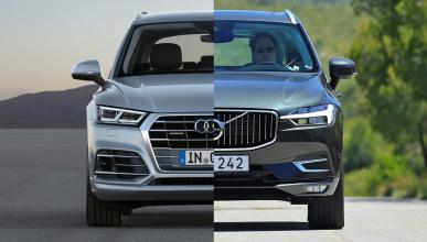 ¿Audi Q5 2017 o Volvo XC60 2017?