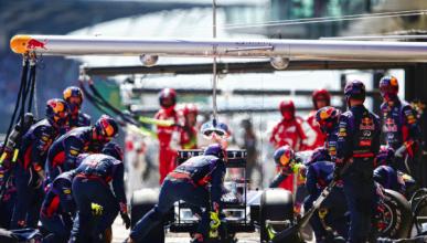 Las 14 escuderías de F1 con más títulos mundiales
