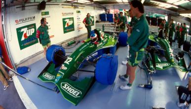 25 años del debut de Michael Schumacher en F1