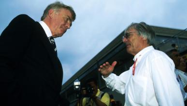5 escándalos protagonizados por Bernie Ecclestone