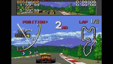Los 5 videojuegos de Fórmula 1 que han pasado a la historia