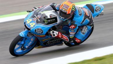 Clasificación Moto3 Alemania 2017: Canet roba la pole a Mir