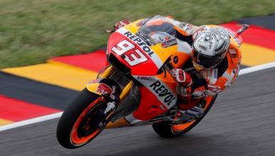 Clasificación MotoGP Alemania 2017: Márquez, el mariscal