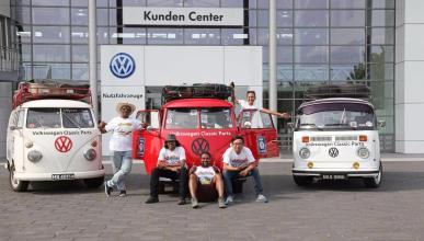 Volkswagen Bulli Malasia-Alemania