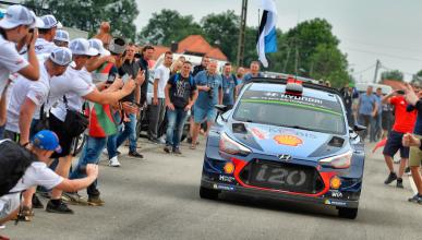 Rally Polonia 2017: Neuville y Hyundai suben a lo más alto