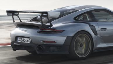 7 detalles que molan del 911 GT2 RS