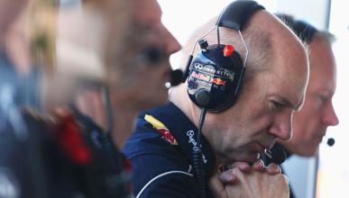 Adrian Newey renueva por tiempo indefinido con Red Bull