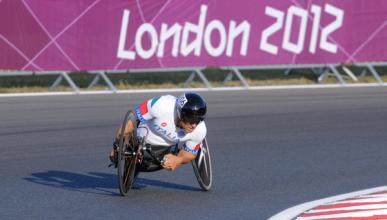 Alex Zanardi - Londres - Juegos Paralimpicos 2012