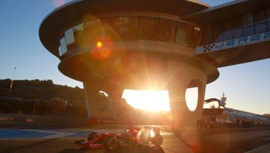 Alineación de pilotos para los test F1 Jerez 2015